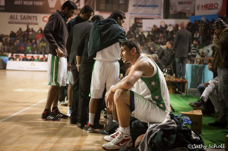 63rd Senior National BASKETBALL Championships, LUDHIANA, PUNJAB, INDIA